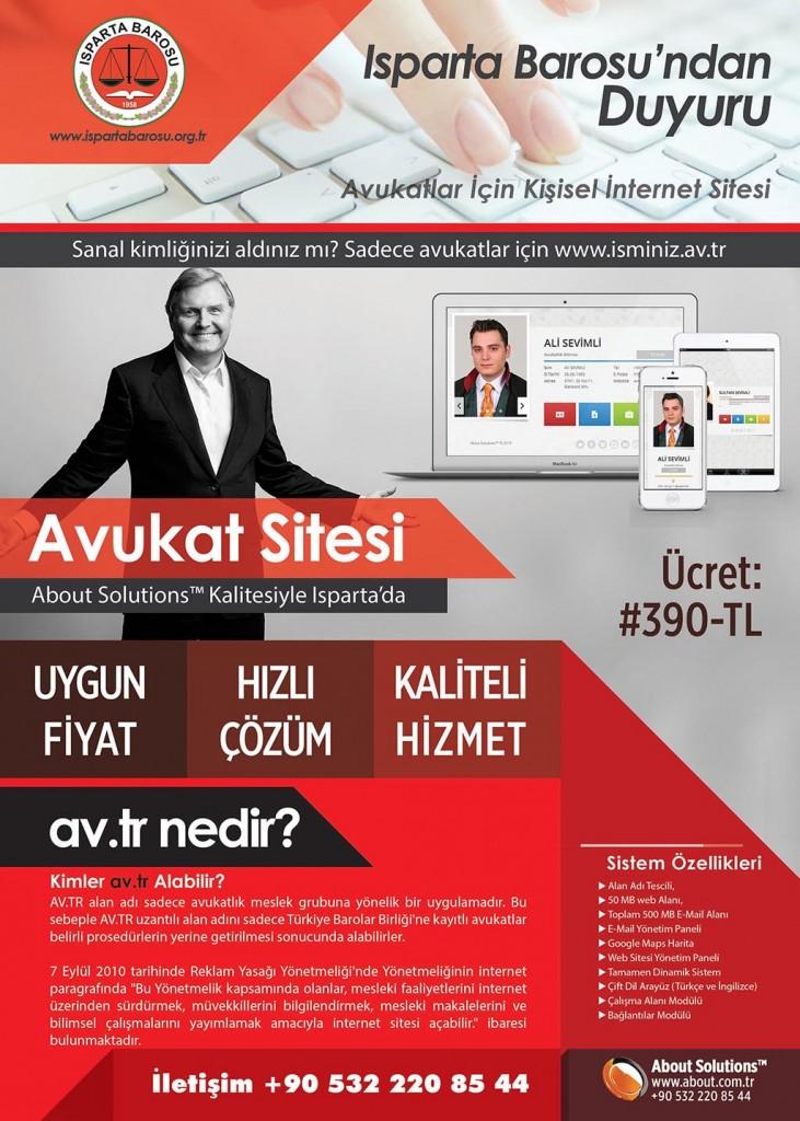 Avukat Sitesi, Avukat Web Tasarım, Avukat Kişisel Site